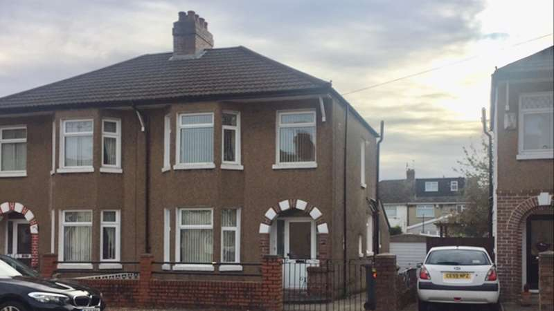 3 Bedrooms Semi Detached House for sale in Broad Street, Cardiff