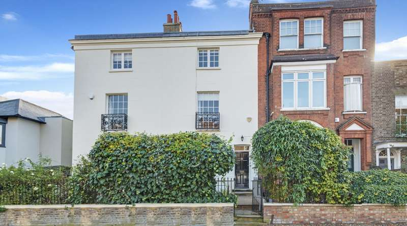 4 Bedrooms House for sale in Downshire Hill, Hampstead Village