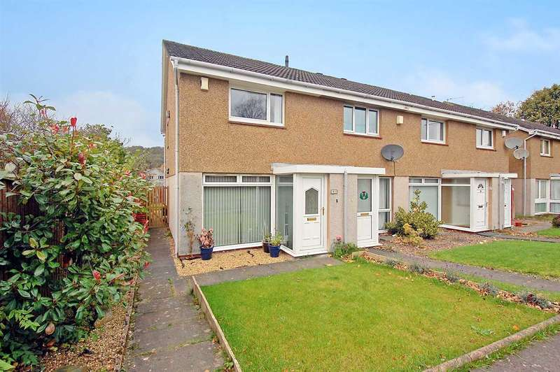 2 Bedrooms End Of Terrace House for sale in Moray Park, Dalgety Bay