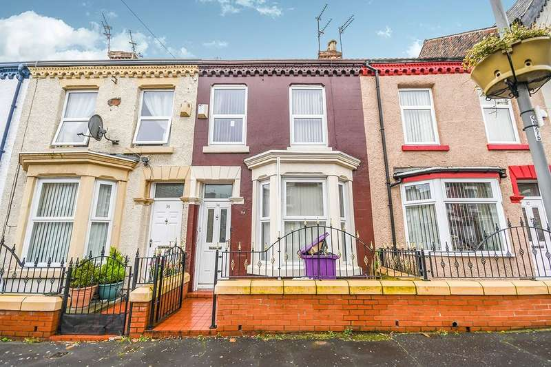 3 Bedrooms Terraced House for sale in Needham Road, Liverpool, L7