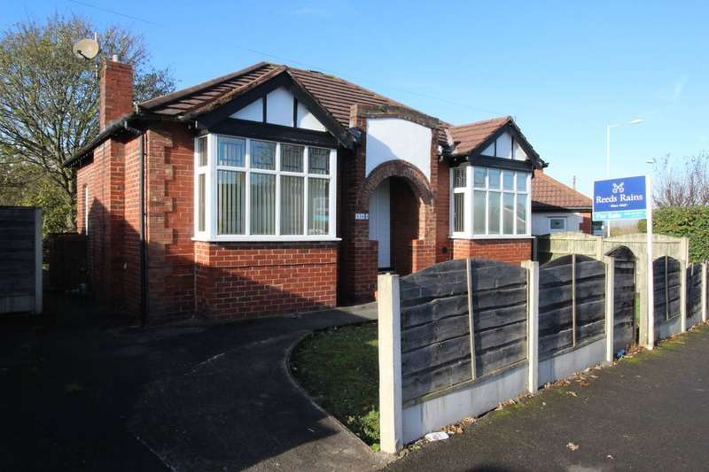 2 Bedrooms Detached Bungalow for sale in A George Lane, Bredbury, Stockport, SK6