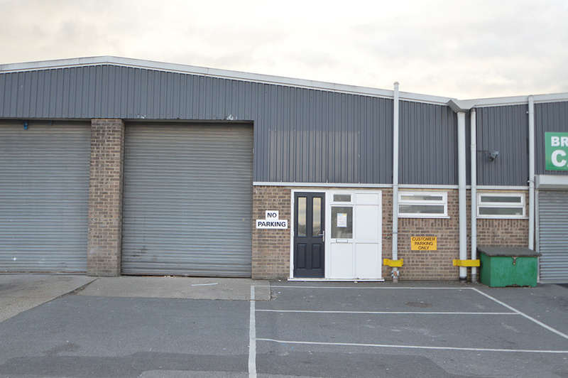 Warehouse Commercial for rent in Unit 24 West Howe Industrial Estate, Elliott Roadf, Bournemouth, BH11 8JZ