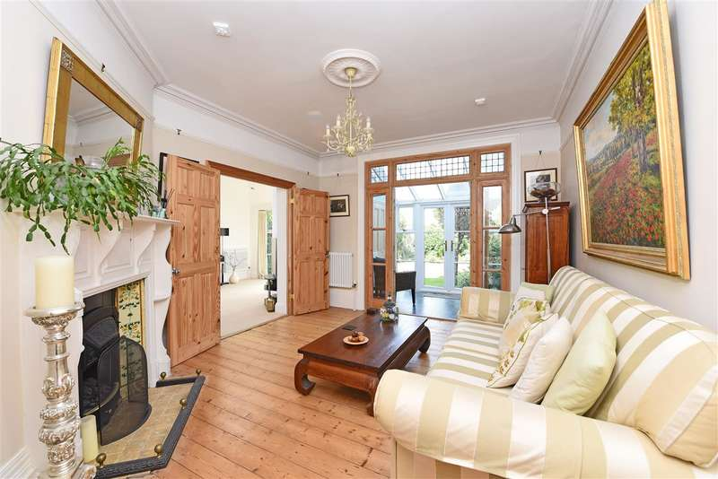 5 Bedrooms Semi Detached House for sale in Merton Hall Road, Wimbledon