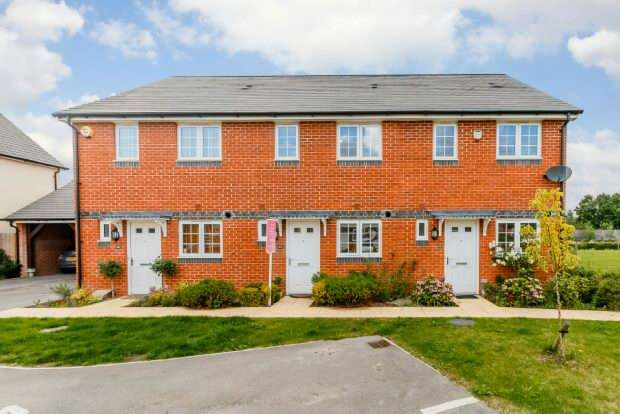 2 Bedrooms Terraced House for sale in Fawn Drive Three Mile Cross Reading