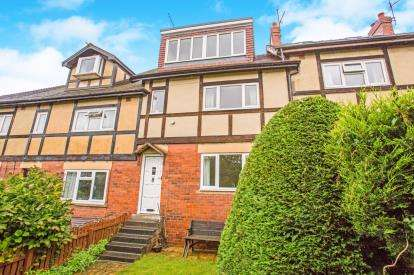 3 Bedrooms Terraced House for sale in Kirkgate, Knaresborough, North Yorkshire