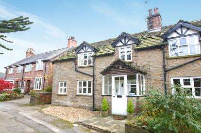 4 Bedrooms Semi Detached House for sale in Cock Hall Lane, Langley, Macclesfield, Cheshire