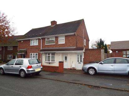 3 Bedrooms Semi Detached House for sale in Parker Road, Ashmore Park, Wolverhampton, West Midlands