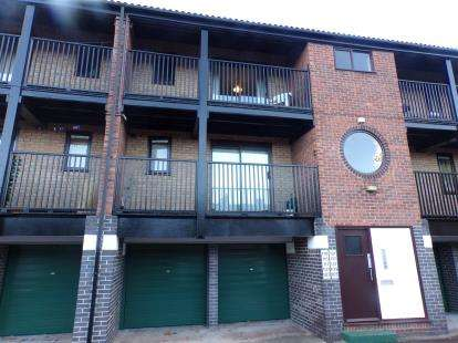 1 Bedroom Flat for sale in Alderney Street, Nottingham, Nottinghamshire