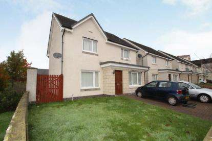 4 Bedrooms Detached House for sale in Springbank Crescent, Glasgow, Lanarkshire