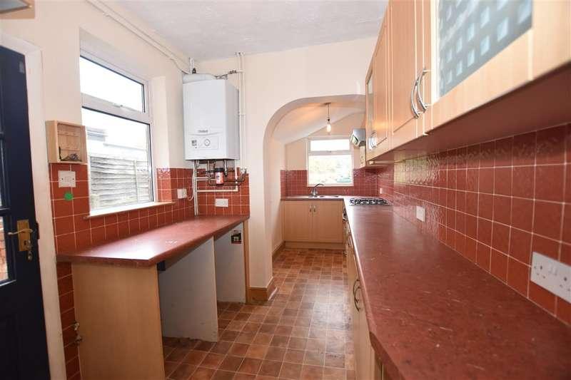 2 Bedrooms Terraced House for sale in Warner Street, Barrow Upon Soar