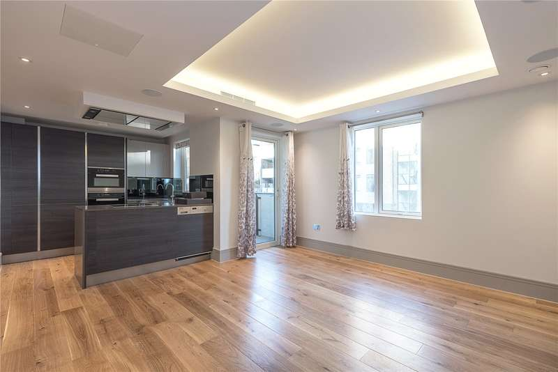 1 Bedroom Flat for sale in Benjamin House, Cecil Grove, London, NW8