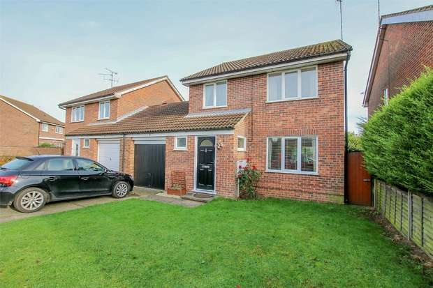 3 Bedrooms Detached House for sale in 9 Wesley Road, North Wootton