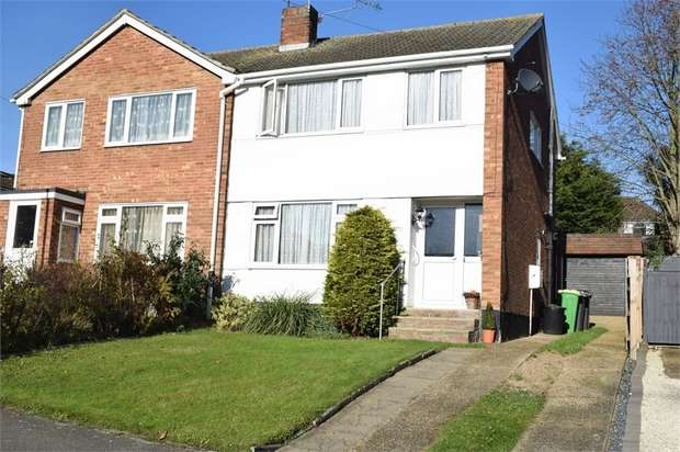3 Bedrooms Semi Detached House for sale in Southview Close, Rayleigh, Essex
