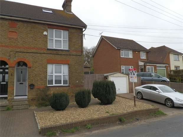 3 Bedrooms End Of Terrace House for rent in Highsted Valley, Rodmersham, SITTINGBOURNE, Kent