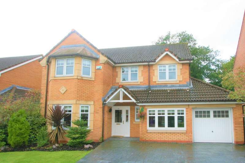 4 Bedrooms Detached House for sale in Old Lodge Close, West Derby, L12