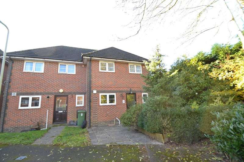 2 Bedrooms Semi Detached House for sale in Colden Common