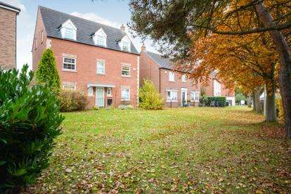 5 Bedrooms Detached House for sale in Long Leys Road, Lincoln, Lincolnshire