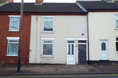 3 Bedrooms Terraced House for sale in Kirkby Road, Sutton In Ashfield, Nottingham, Nottinghamshire