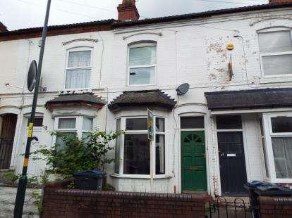 2 Bedrooms Terraced House for sale in Winnie Road, Birmingham, West Midlands