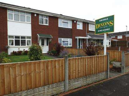 3 Bedrooms Terraced House for sale in Allen Drive, Wednesbury, West Midlands