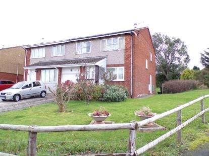 1 Bedroom Flat for sale in Rhodfa Lwyd, Llysfaen, Colwyn Bay, Conwy, LL29