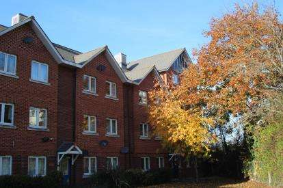 2 Bedrooms Flat for sale in Tudor Street, Exeter, Devon