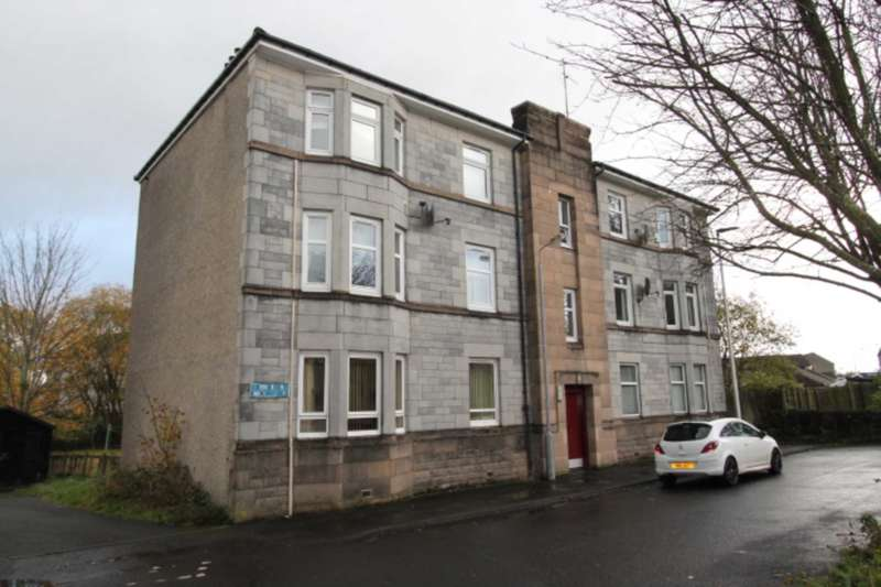 2 Bedrooms Flat for rent in Peockland Place, Johnstone