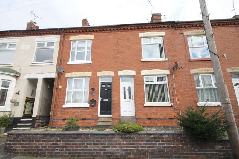 2 Bedrooms Terraced House for sale in Stamford Street, Ratby
