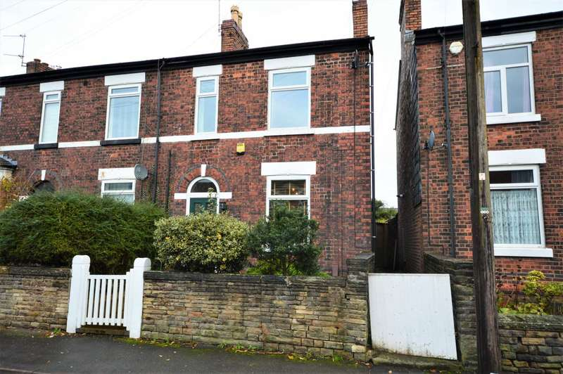 2 Bedrooms Semi Detached House for sale in Davenport Road, Hazel Grove