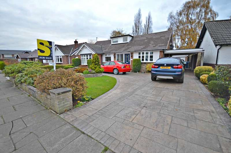 4 Bedrooms Detached Bungalow for sale in Heathbank Road, Cheadle Hulme