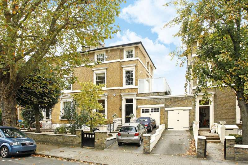 2 Bedrooms Flat for rent in Warwick Avenue, Maida Vale, W9
