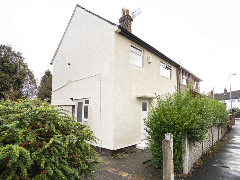 3 Bedrooms Semi Detached House for rent in Meadow Lane, Parr, St Helens