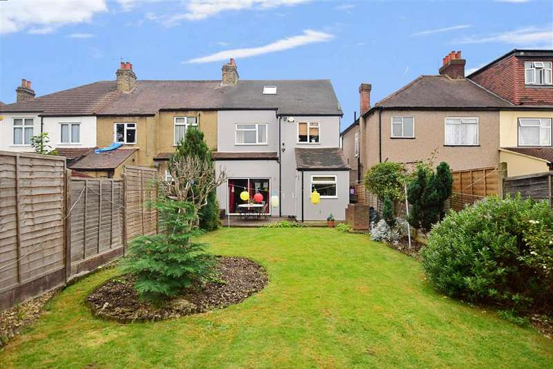 3 Bedrooms End Of Terrace House for sale in Vaughan Gardens, Ilford, Essex