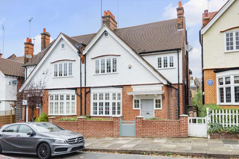 4 Bedrooms House for sale in Briardale Gardens, Hampstead