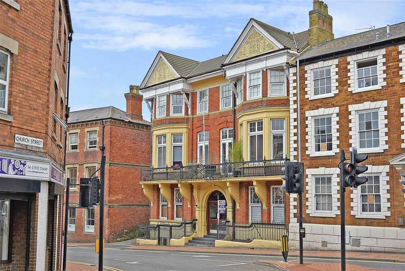 1 Bedroom Apartment Flat for sale in High Street, Wellingborough, NN8 4HR