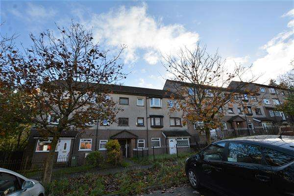 2 Bedrooms Apartment Flat for sale in Denmilne St, G34