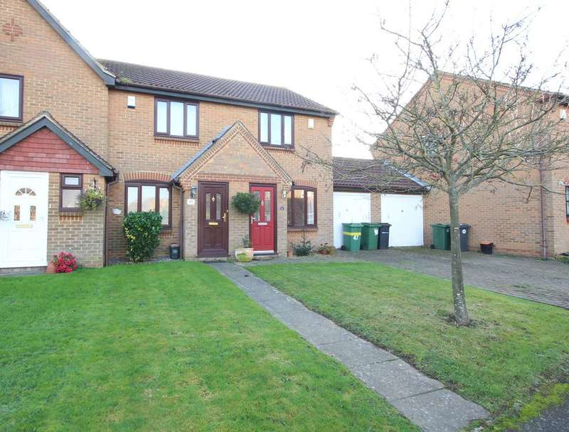 2 Bedrooms Terraced House for sale in ALLINGTON