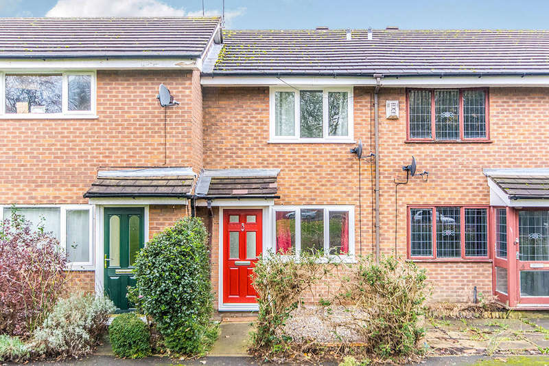2 Bedrooms Terraced House for sale in Treelands Walk, Salford, M5