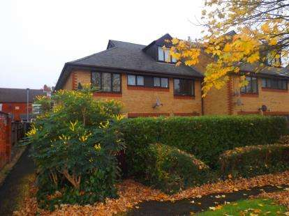 1 Bedroom Flat for sale in Regents Court, Princes Street, Peterborough, Cambridgeshire