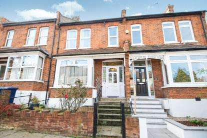 2 Bedrooms Terraced House for sale in Park View Crescent, London