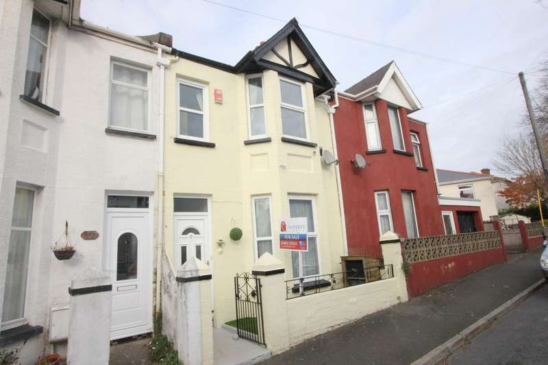 3 Bedrooms Terraced House for sale in Empire Road, Torquay