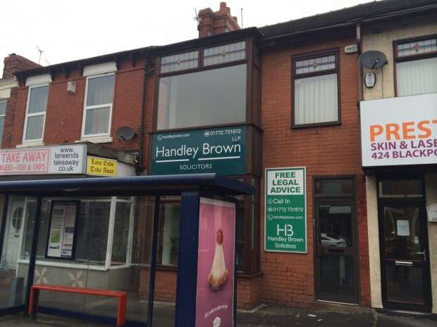 Commercial Property for sale in Blackpool Road, Ashton-on-Ribble, Preston, PR2