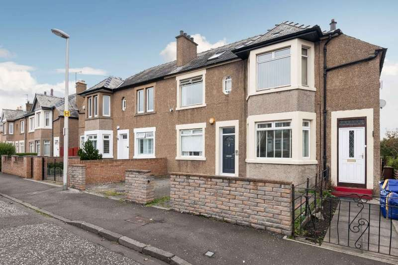 3 Bedrooms Ground Flat for sale in Easter Drylaw Drive, Drylaw, Edinburgh, EH4 2QY