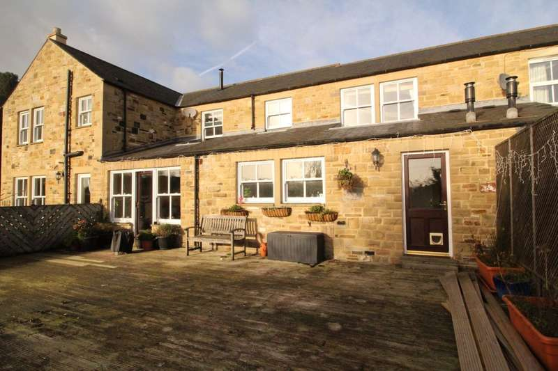 4 Bedrooms Terraced House for sale in Wall, Hexham
