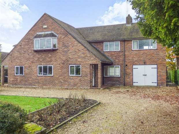 5 Bedrooms Detached House for sale in Townfield Lane, Mollington, Chester, Cheshire