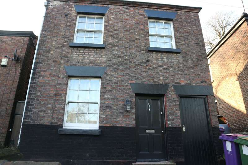2 Bedrooms Cottage House for rent in Acrefield Road, Woolton Village, Liverpool, L25