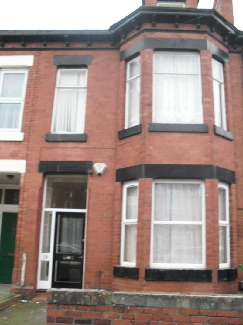 7 Bedrooms Semi Detached House for rent in Granville Road, Fallowfield