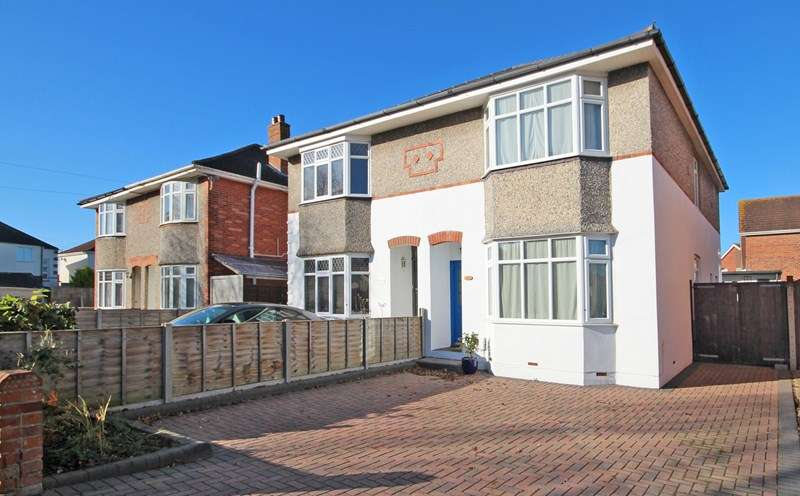 3 Bedrooms Semi Detached House for sale in Seafield Road, Southbourne, Bournemouth