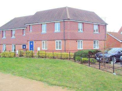 2 Bedrooms Maisonette Flat for sale in Costessey, Norwich, Norfolk