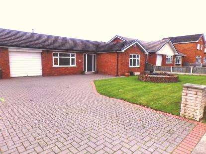 3 Bedrooms Bungalow for sale in Beeston Drive, Winsford, Cheshire, England